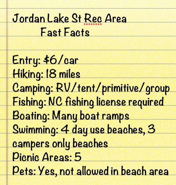 newest 7be25 a0bd6 Jordan Lake Fast Facts